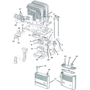 Avis radiateur a inertie seche 1000w maohi travaux renovation maison aix en - Demonter radiateur chauffage central ...