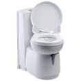 TOILETTE C 263 CS AM AVEC PORTILLON III BLANC